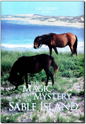 DVD - Gary Jobson Presents: The Magic and Mystery of Sable Island